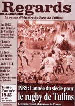 Couverture Regards No19